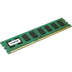 MEMÓRIA CRUCIAL 8GB DDR3 1600MHz PC12800 - CT102464BD160B