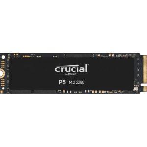 SSD CRUCIAL P5 250GB M.2 NVMe PCIe - CT250P5SSD8