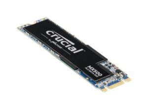 SSD CRUCIAL MX500 500GB M.2 SATA - CT500MX500SSD4