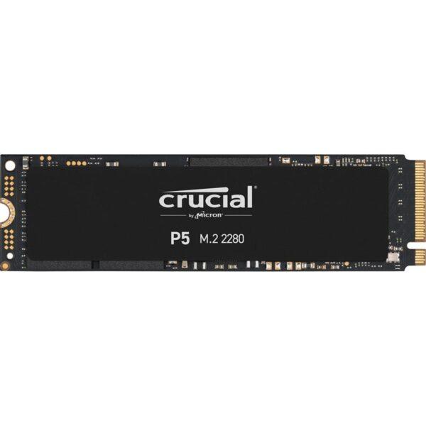 SSD CRUCIAL P5 500GB M.2 NVMe PCIe - CT500P5SSD8