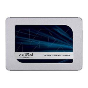 SSD CRUCIAL 1TB SATA III MX500 - CT1000MX500SSD1