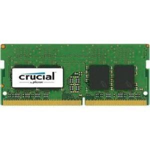 MEMÓRIA CRUCIAL SODIMM 16GB DDR4 2400MHz CL17 - CT16G4SFD824