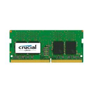 Memória CRUCIAL SODIMM 16GB DDR4 2666MHz CL19 - CT16G4SFD826