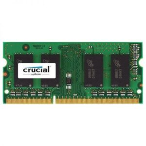 MEMÓRIA CRUCIAL SODIMM 4GB DDR3L 1600MHz - CT51264BF160BJ