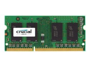 MEMÓRIA CRUCIAL SODIMM 8GB DDR3L 1600MHz PC12800