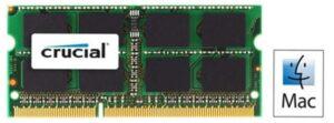 MEMÓRIA CRUCIAL SODIMM 8GB DDR3L 1333MHz PC10600 MAC
