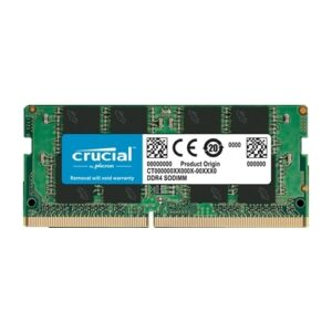 Memória CRUCIAL SODIMM 16GB DDR4 3200MHz CL22