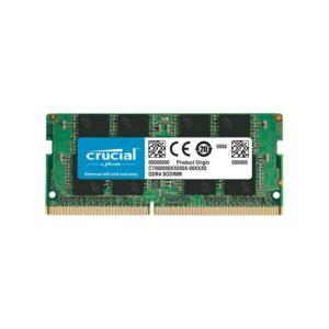 Memória CRUCIAL SODIMM 8GB DDR4 2666MHz CL19