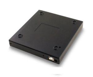 Caixa Externa DVDRW Slim 12,7mm SATA USB 2.0