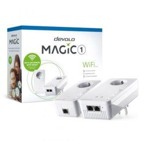 Powerline DEVOLO Kit 2 Uni. Magic 1 Wi-Fi 1200Mbit - PT8366