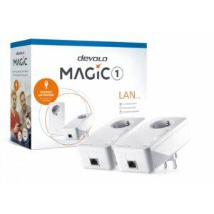 Powerline DEVOLO Kit Magic 1 AV1200 Passthrough - PT8302