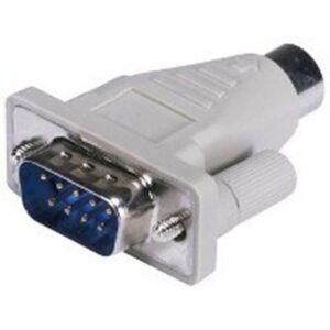 Adaptador DIGITUS Rato  RS232 P/ Ps2  M/F - AB 401
