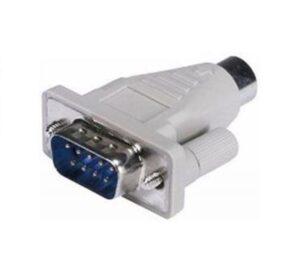 DIGITUS Adaptador Rato RS232 Ps2 M/M - D-20029