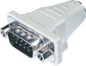 Adaptador DIGITUS P/ Rato RS232 / Ps2 M/M - AK 405