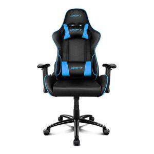 Cadeira Gaming DRIFT DR125 Preto/Azul
