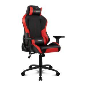 Cadeira Gaming DRIFT DR250 Black/Red