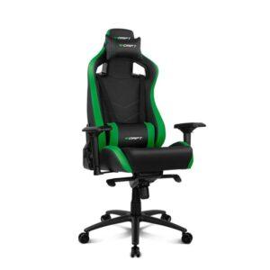 Cadeira DRIFT DR500 Preto/Verde