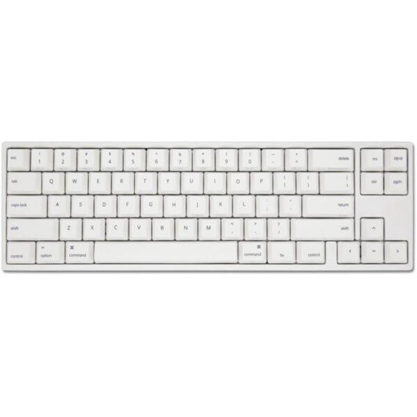 Teclado DUCKY MIYA Pro MAC (PC) TKL MX Blue White LED 65%