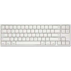Teclado DUCKY MIYA Pro MAC (PC) TKL MX Clear White LED 65%