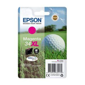 Tinteiro EPSON (34XL) T3473 Magenta - C13T34734010