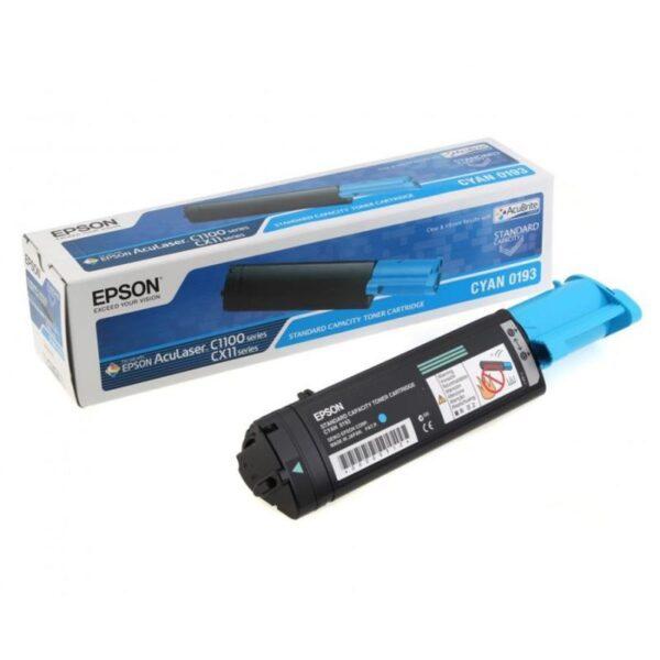 Toner EPSON C1100 Azul - C13S050193