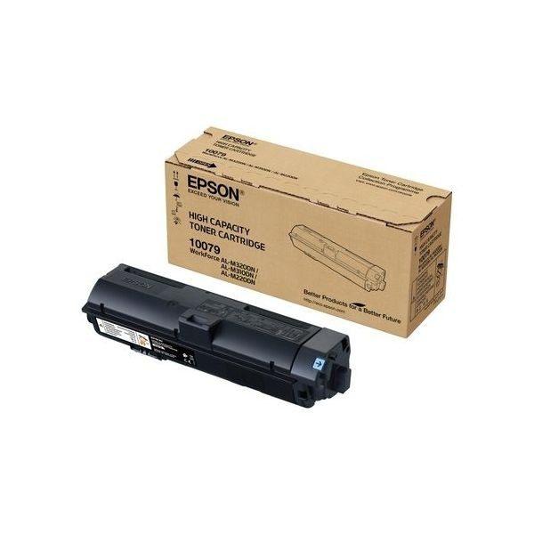 Toner EPSON AL-M320DN Preto- C13S110079