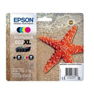 Tinteiro Epson Multipack 603XL BK/C/M/Y