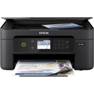 Impressora EPSON Expression Home XP-4100 - C11CG33403