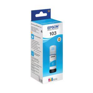 Tinteiro EPSON T00S2 (103) Cyan