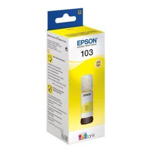 Tinteiro EPSON T00S4 (103) Amarelo
