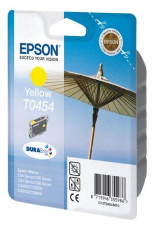 Tinteiro EPSON T0454 Amarelo - C13T04544020