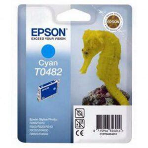 Tinteiro EPSON T0482 Cyan - C13T04824020