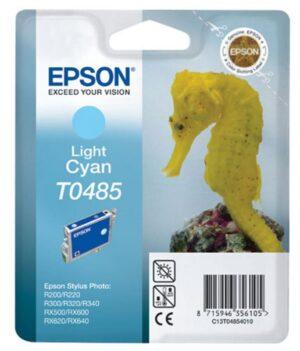 Tinteiro EPSON T0485 Light Cyan - C13T04854020