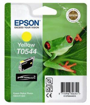 Tinteiro EPSON T0544 Amarelo - C13T05444020