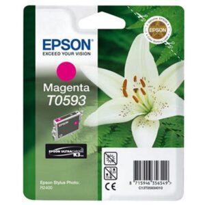 Tinteiro EPSON T0593 Magenta - C13T059340