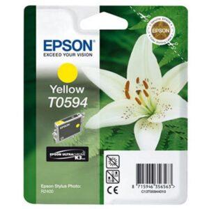 Tinteiro EPSON T0594 Amarelo - C13T059440