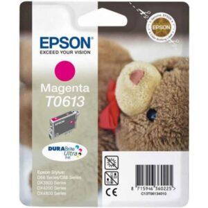 Tinteiro EPSON T0613 Magenta - C13T061340