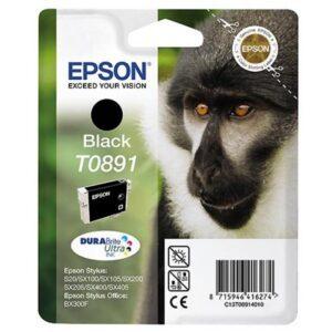 Tinteiro EPSON T0891 Preto - C13T08914020