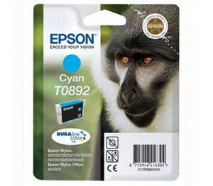 Tinteiro EPSON T0892 Cyan - C13T08924020