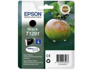 Tinteiro EPSON T1291 Preto - C13T1291401