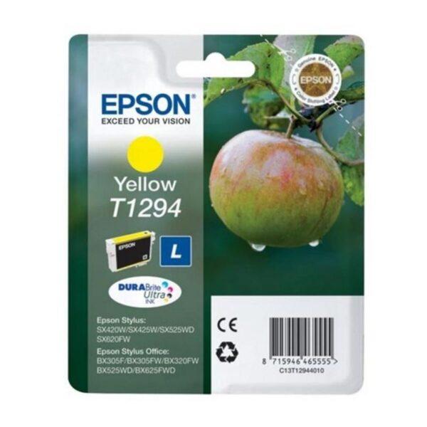 Tinteiro EPSON T1294  Amarelo - C13T1294401