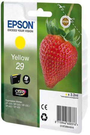 Tinteiro EPSON T2984 Amarelo - C13T29844020