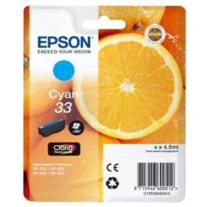 Tinteiro EPSON 29XL T2993 Magenta - C13T29934020