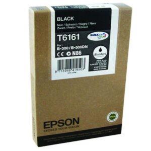 Tinteiro EPSON T6161 Preto - C13T616100