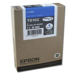 Tinteiro EPSON T6162 Cyan - C13T616200