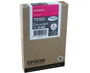 Tinteiro EPSON T6163 Magenta - C13T616300
