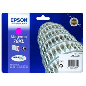 Tinteiro EPSON T7903 XL Magenta - C13T79034010