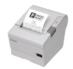 Impressora EPSON TM-T88V Térmica Porta Paralela/USB Branca -
