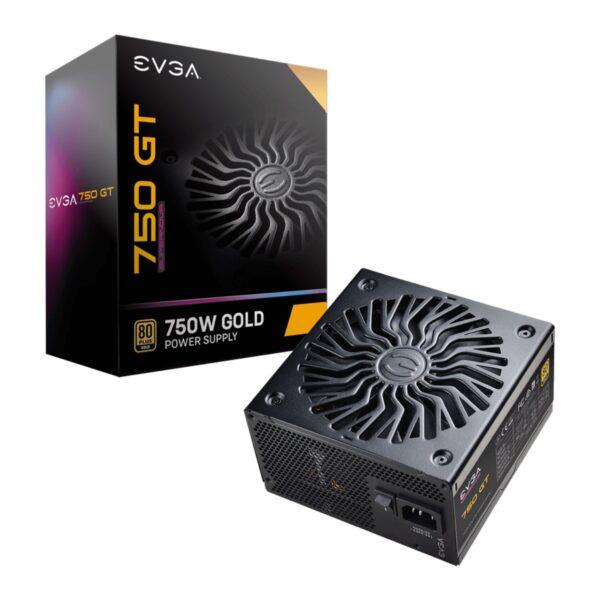 Fonte de Alimentação EVGA SuperNova GT 750W 80 Plus Gold Full Modular