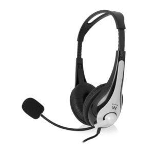 Headset EWENT Professional Jack 3.5mm - EW3562